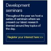 Development seminars