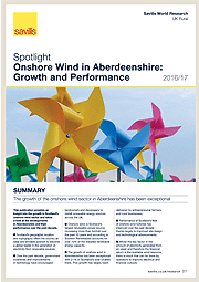 Onshore Wind in Aberdeenshire
