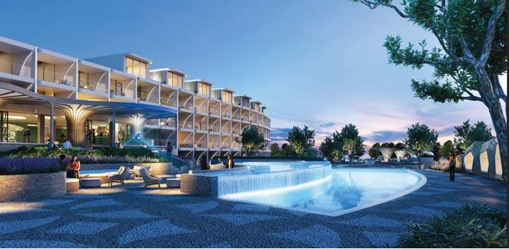 W Residences Algarve, Portugal