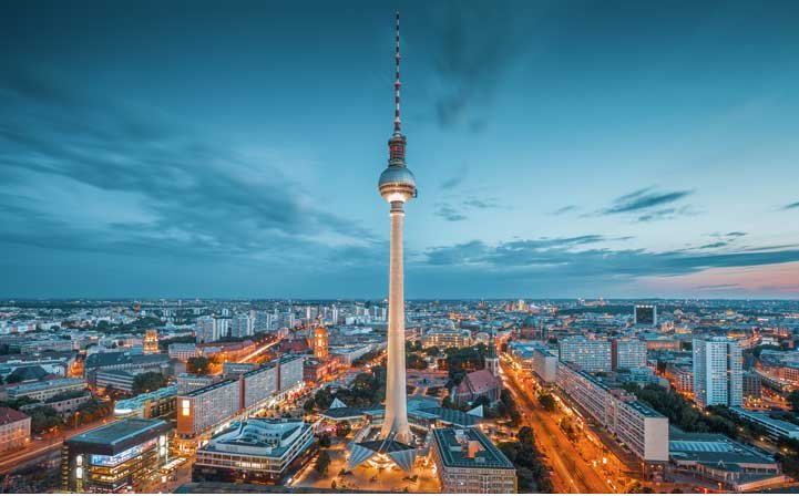 Berlin has the fastest-growing prime residential property prices