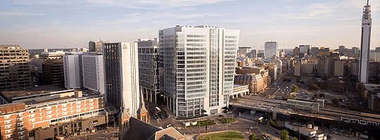 Birmingham Office Market