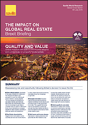 The Impact On Global Real Estate