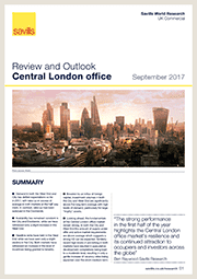 Central London Offices Review and Outlook