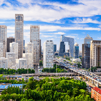 China dominates house price growth