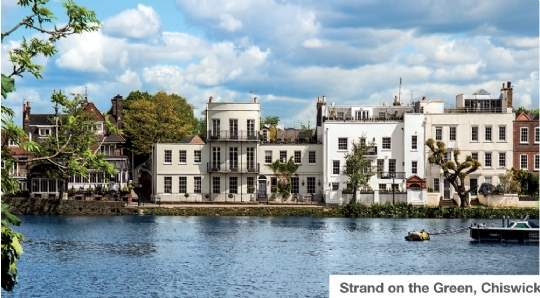 Strand on the Green, Chiswick