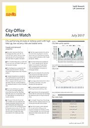 City Office Market Watch