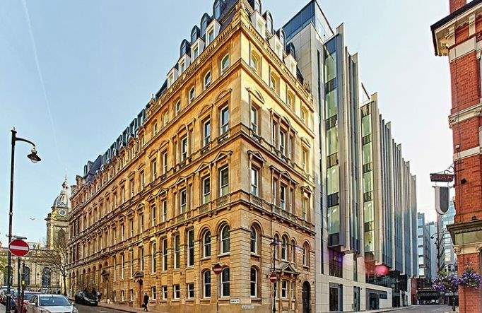 Savills advised IM Properties on the disposal of 55 Colmore Row, above, for c.£98 million
