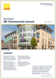 UK Commercial Leisure