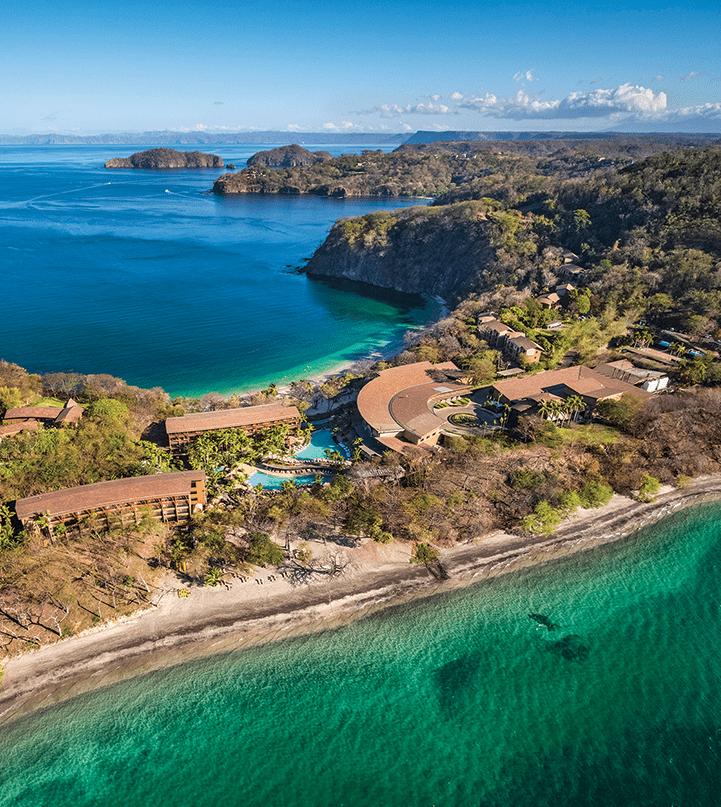 Four Seasons Resort, Peninsula Papagayo, Costa Rica