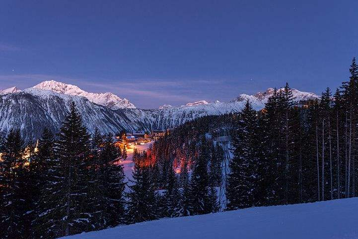 Courchevel, France
