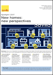 New homes - new perspectives