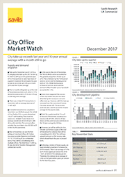 City Office Market Watch