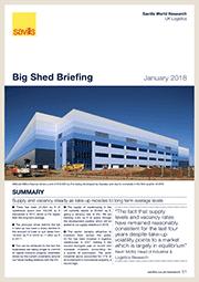 Big Shed Briefing