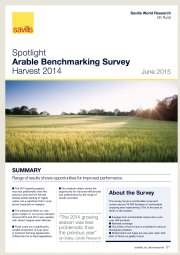 Arable Benchmarking Survey