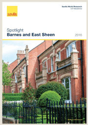 Barnes and East Sheen
