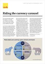 Riding the currency carousel