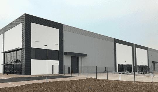 DVP118: Let to modular house builder Top Hat industries