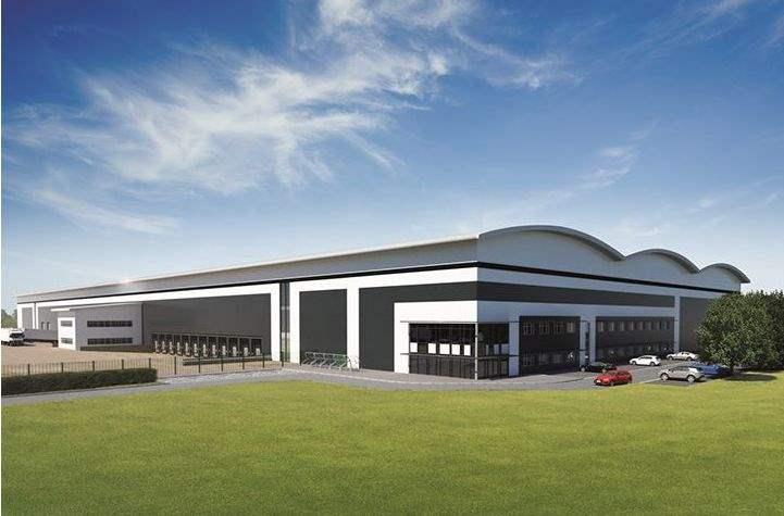 Panattoni Park, Northampton, 532,000 sq ft due for 2019 completion