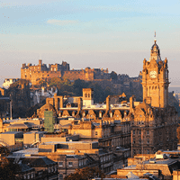 Edinburgh sees highest price growth of any UK city