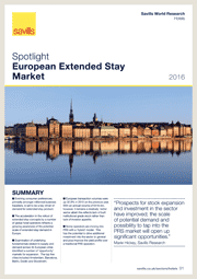 European Extended Stay Market