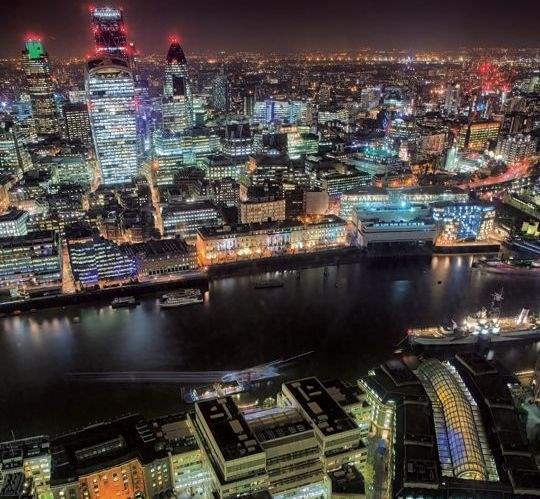 London remains competitive on the global stage