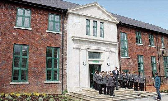 Heyford Park School
