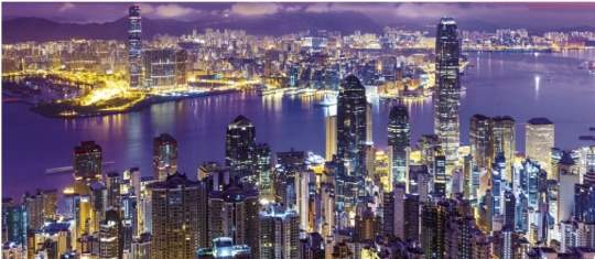 Prime residential property in Hong Kong is ten times the price of mainstream property