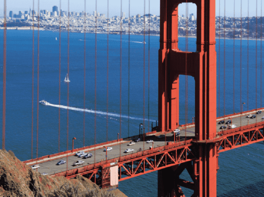 The Bay Area is among the wealthiest in the US