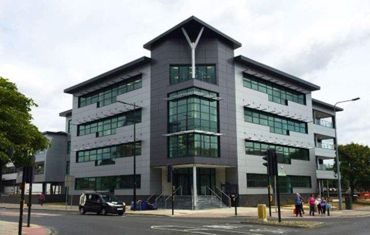 Connexions was recently speculatively developed. Savills are the leasing agents for the building