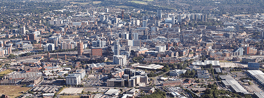 The Future of Leeds City Region