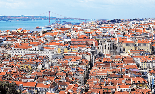 Lisbon offers a high quality of life