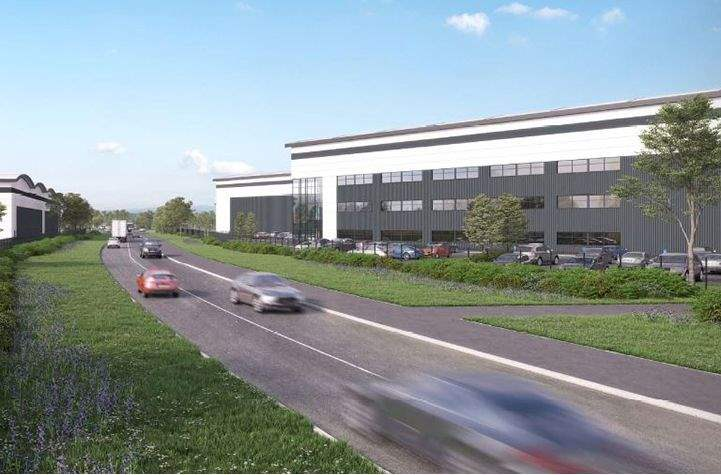 Panattoni Park, Luton, 345,000 sq ft due in 2019