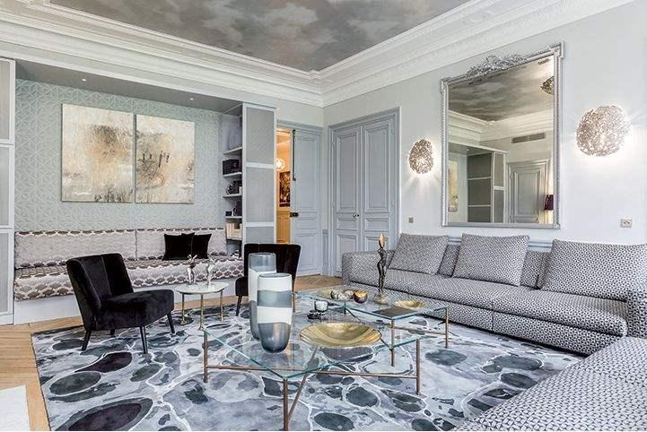 Luxury apartment, Champs-Élysées, Paris