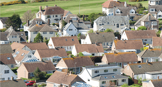 House price growth is forecast to slow in the mainstream market