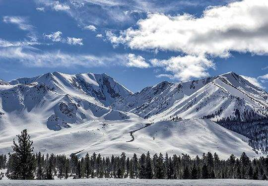 Mammoth Mountain, US