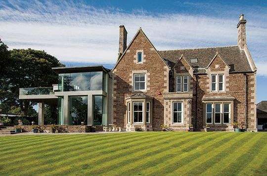 In January this year, Brackenbrae House in Broughty Ferry became Dundee's first ever million pound residential sale