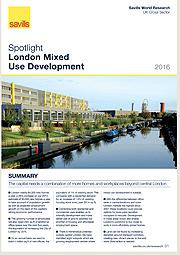 London Mixed Use Development
