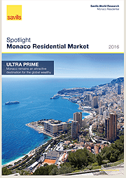 Monaco Residential Market