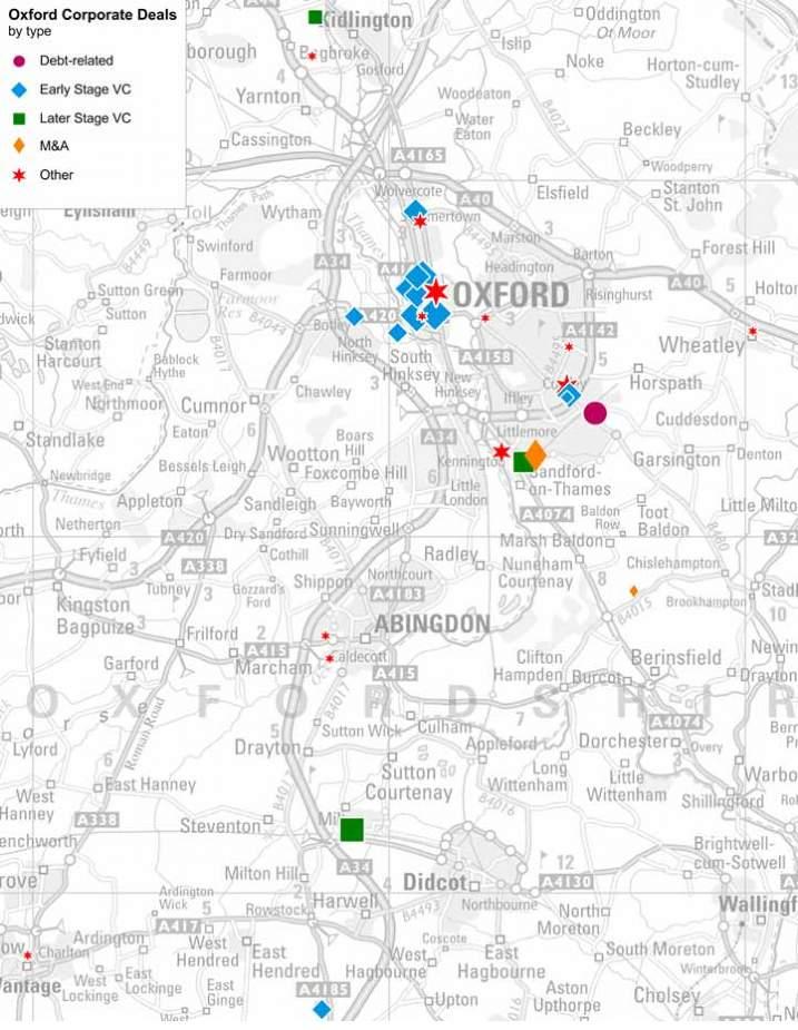 Savills UK | Spotlight: Oxford Corporate Investment - H1 2019