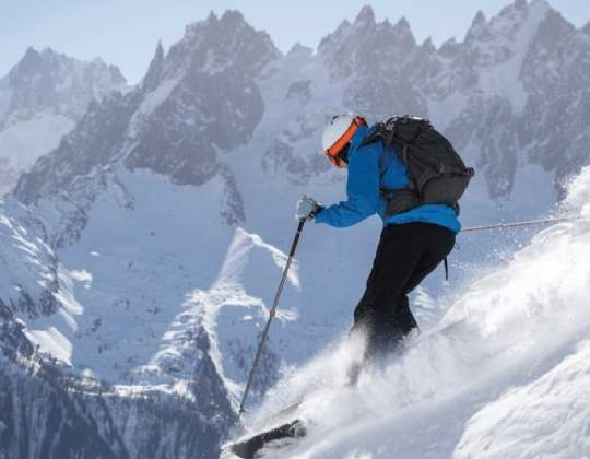 Chamonix tops the Ski Value Index