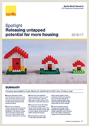 Releasing untapped potential for more housing