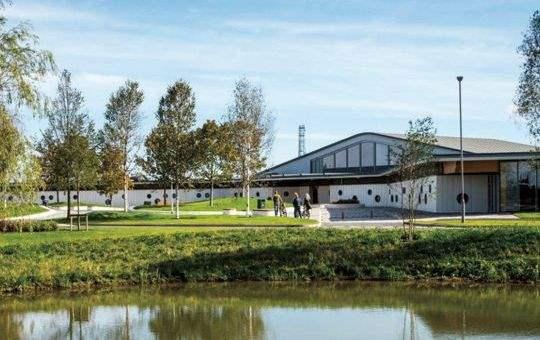 Primary School at Alconbury Weald