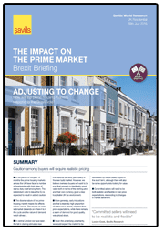 The Impact on the Prime Market