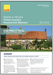 Prime Country Residential Markets