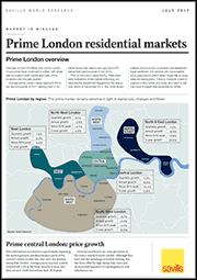 Prime London Residential Markets