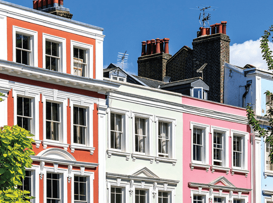 Prices continue to adjust in London