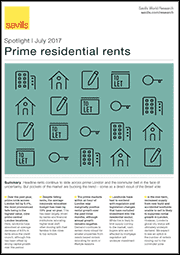 Prime Residential Rents