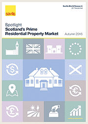 Scotland's Prime Residential Property Market