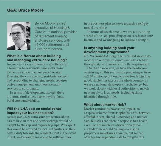 Q&A: Bruce Moore