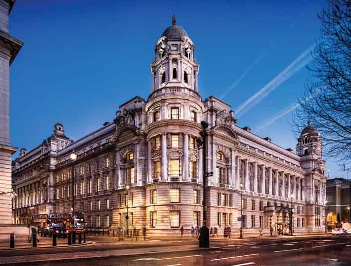 Raffles, Old War Office, London